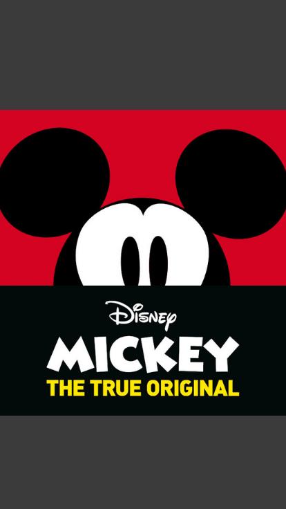 Mickey, The True Original
