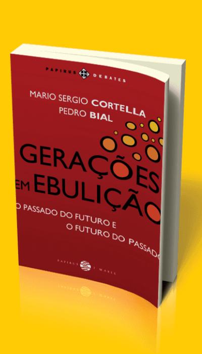 Palestra com Pedro Bial e Cortela