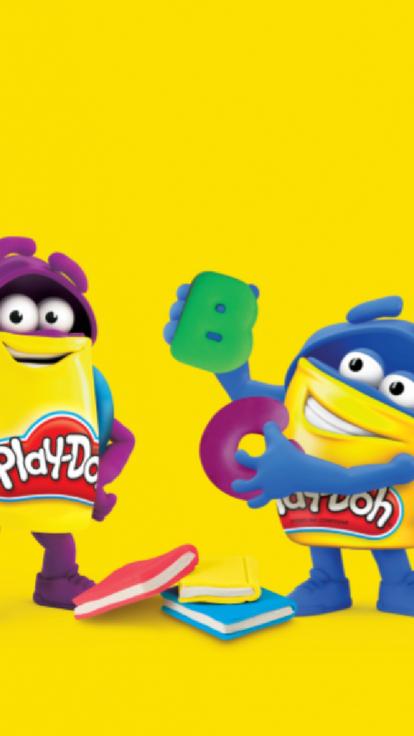 Oficina de Play-Doh