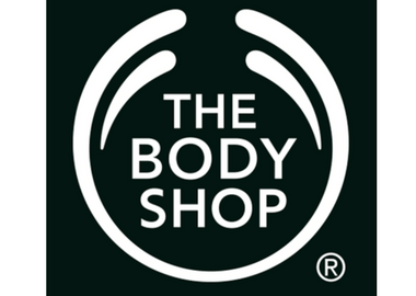 THE BODY SHOP.