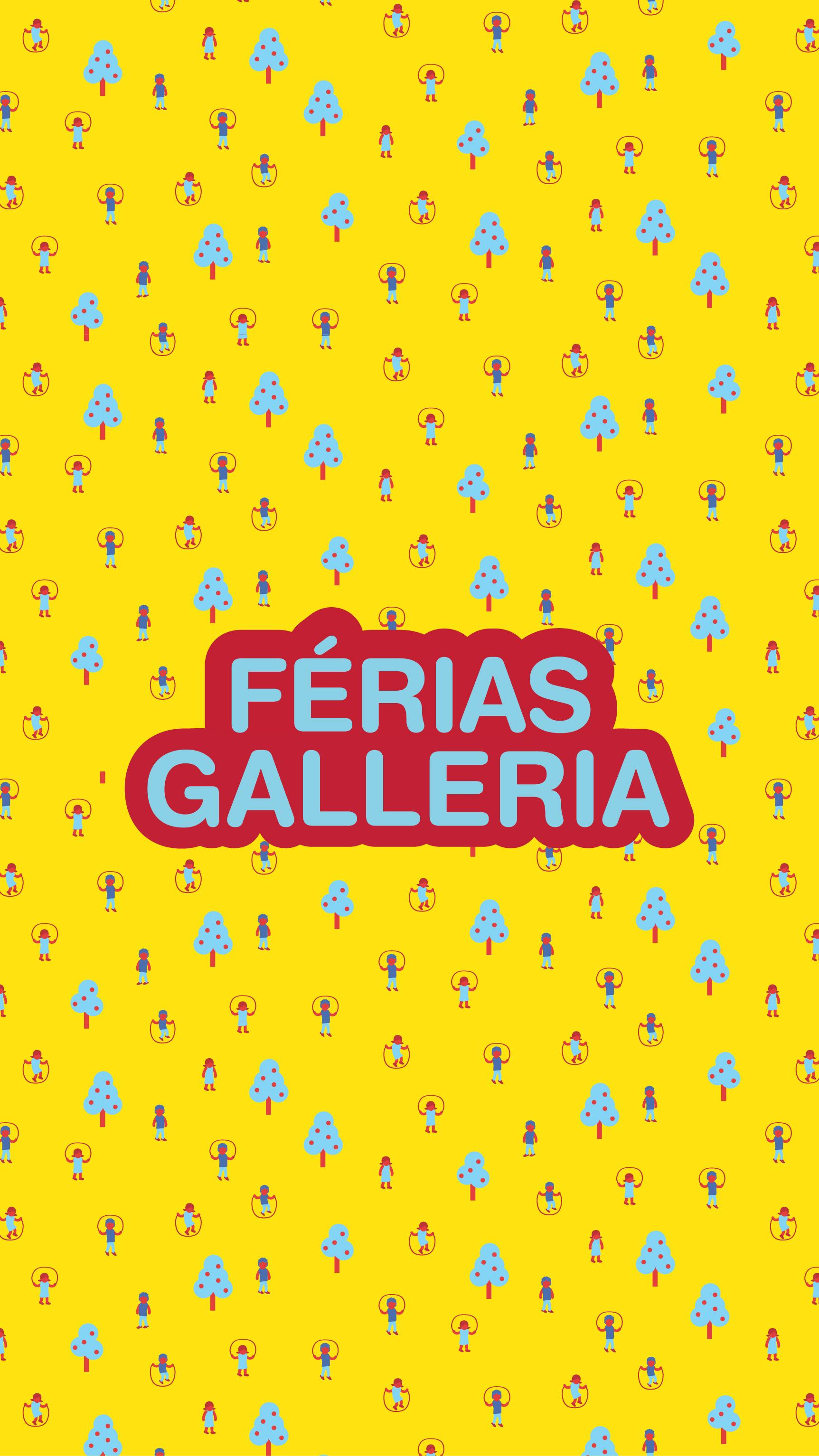 Férias Galleria 2021