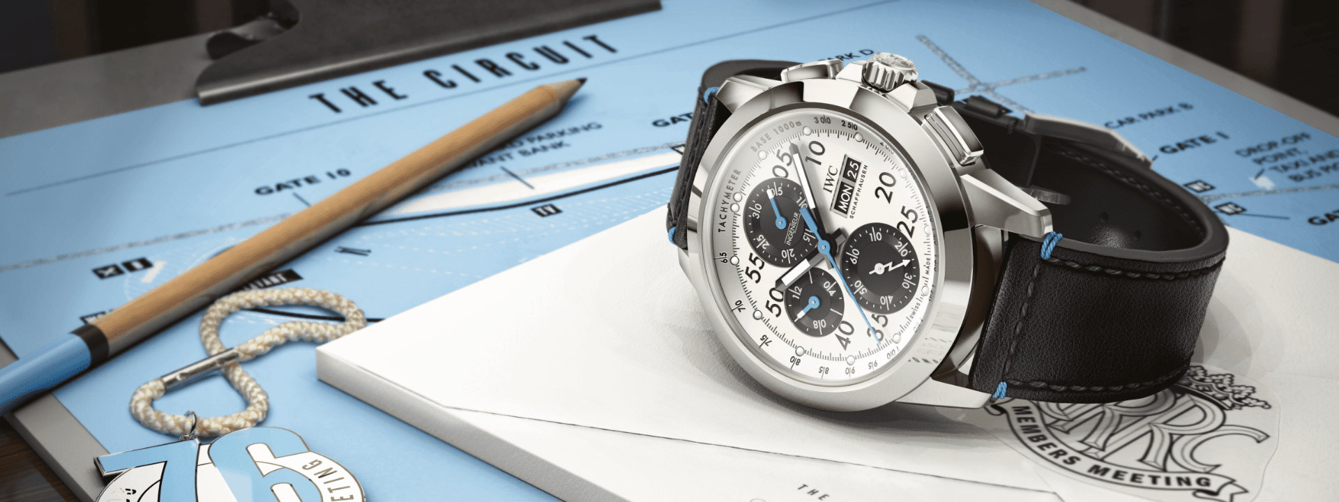 Goodwood IWC Ingenieur Chronograph Sport Edition