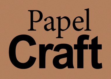 PAPEL CRAFT - MARKET PLACE