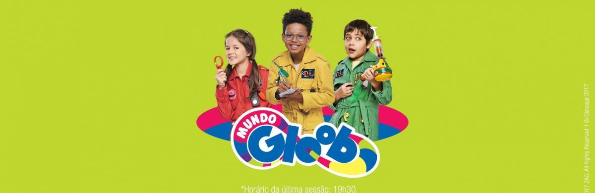 5c9b4a0d66d Mundo Gloob. LOGO