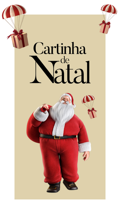 Cartinha de Natal