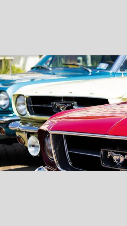 Mostra carros Antigos