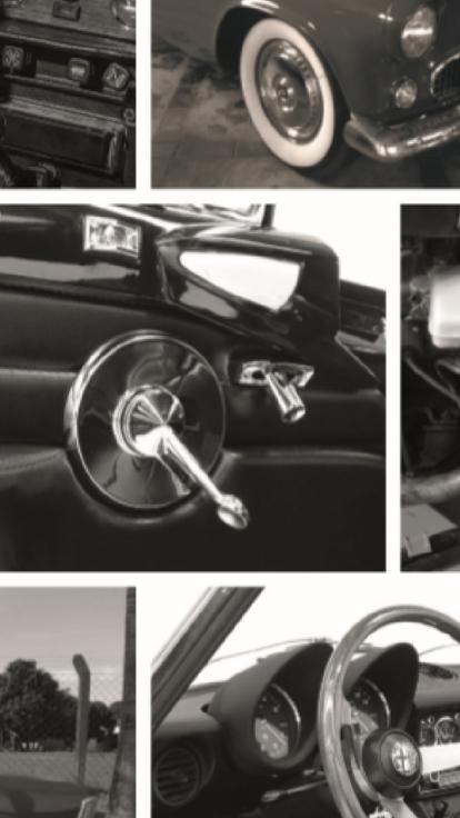 3ª Mostra de Carros Antigos