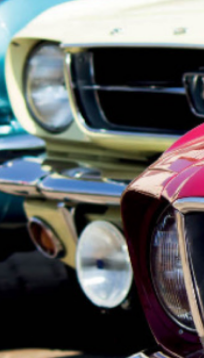 Mostra de carros antigos