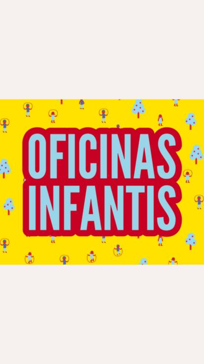 Oficinas Infantis